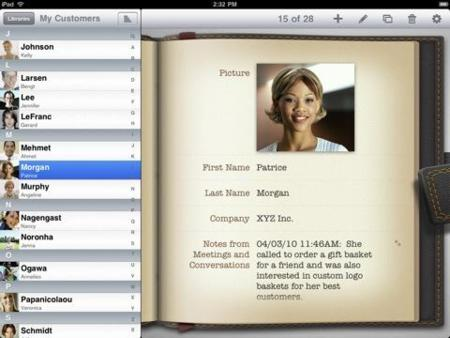 bento filemaker ipad apple