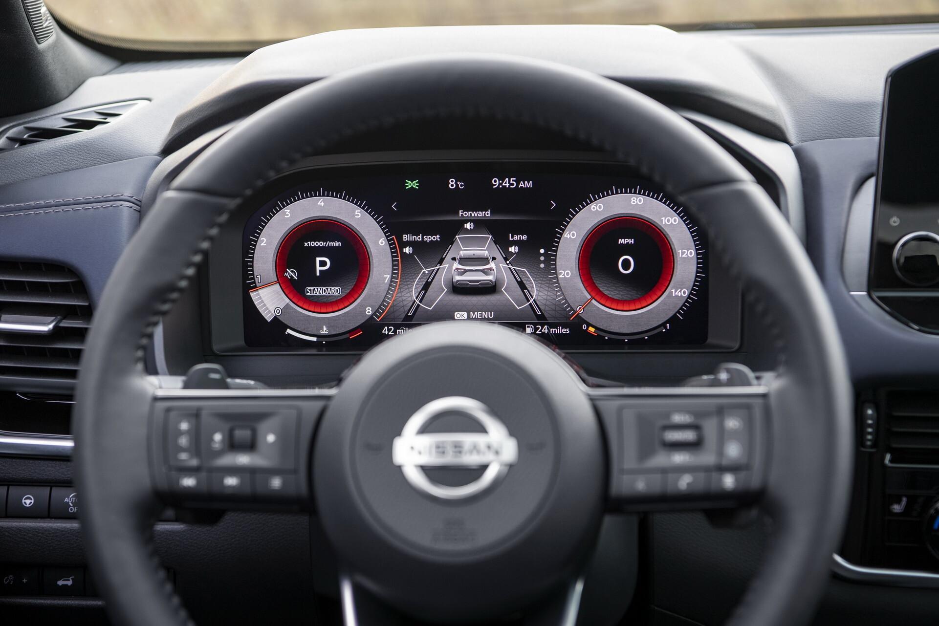 Foto de Nissan Qashqai 2022 (40/48)