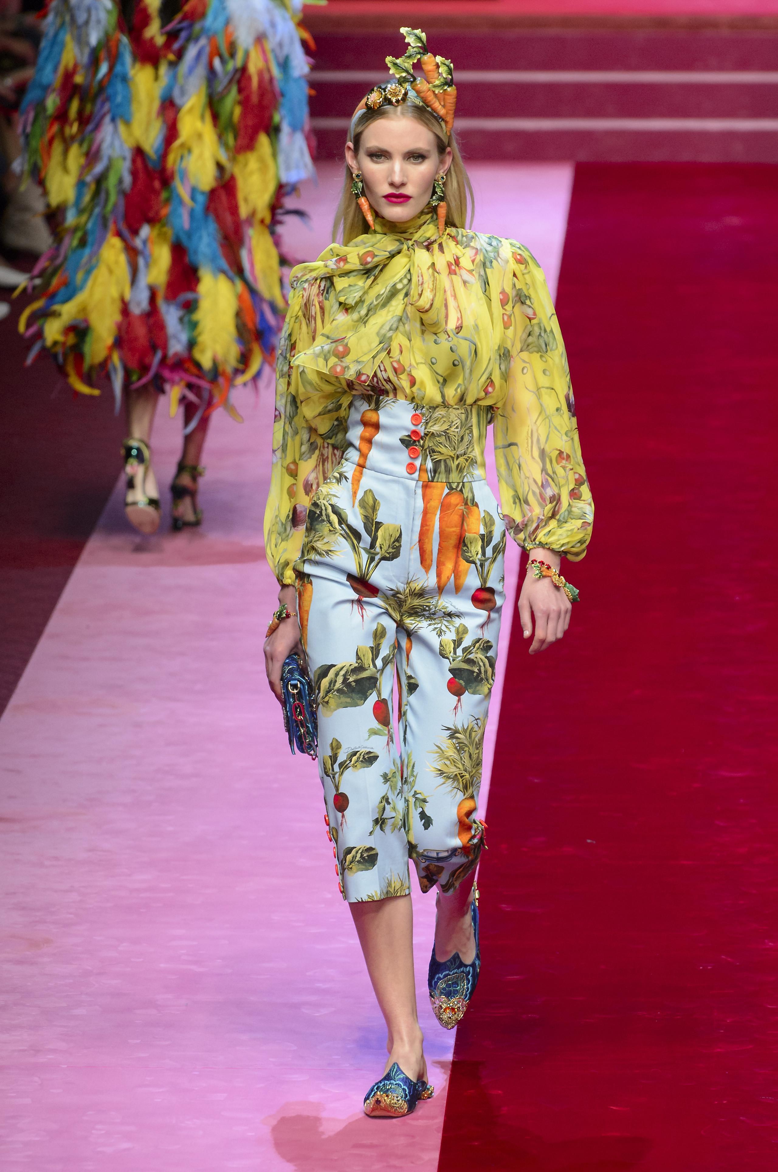 Foto de Dolce&Gabbana Primavera/Verano 2018 (99/106)