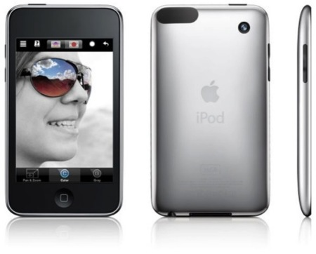 Aparecen rumores de un iPhone 3GS de 8 GB y un iPod touch con cámara de nuevo