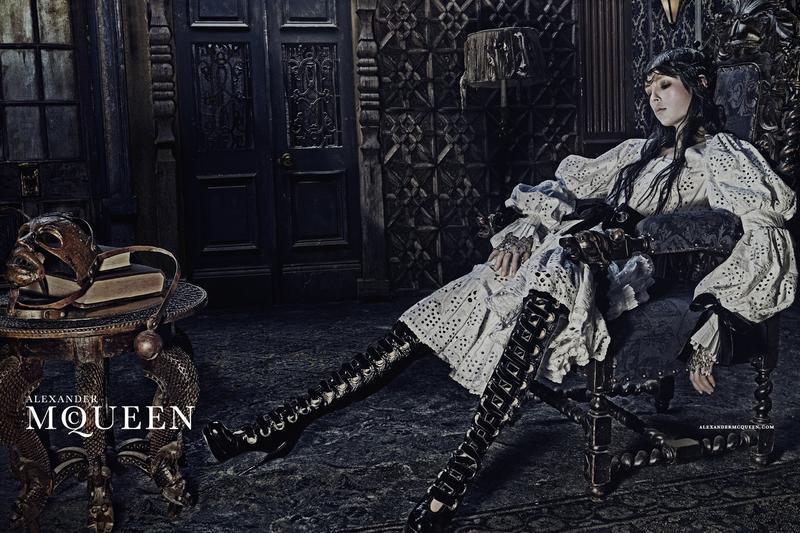 Foto de Alexander McQueen campaña Otoño-Invierno 2014/2015 (1/5)