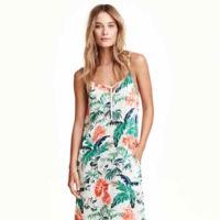 Vestido Print Tropical Hym