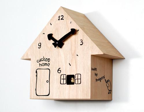 Foto de Relojes de cuco modernos (2/4)