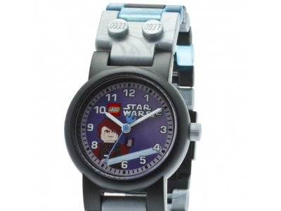 Para mini fans de Star Wars: reloj Lego de Anakin Skywalker por 14,38 euros en Amazon