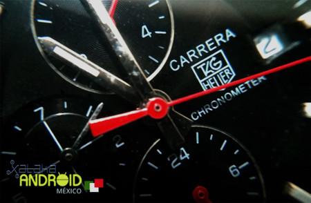 """""""Carrera Wearable 01"""", así se llama el smartwatch de Tag Heuer"""