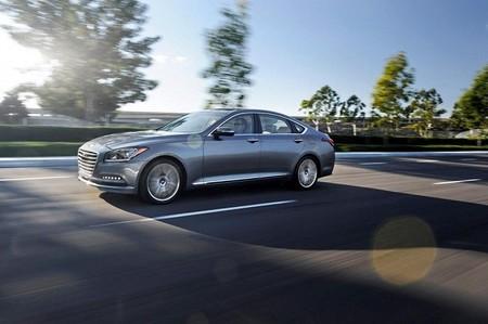 Hyundai Genesis: ahora, los detalles en movimiento