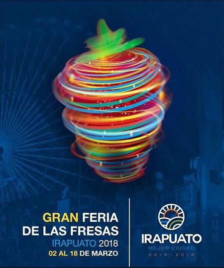 Gran Feria De Las Fresas Irapuato 2018 Vf