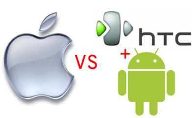 La demanda de Apple contra HTC apunta a Android