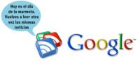 Google Reader sufre amnesia temporal y marca como no leídas noticias antiguas