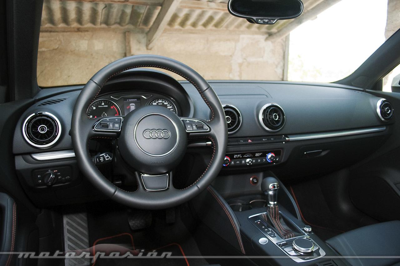 Foto de Audi A3 presentación (32/39)
