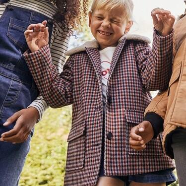23 abrigos en rebajas de niño y niña para que los peques de la casa no pasen frío