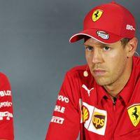 """Sebastian Vettel se disculpa por desobedecer a Ferrari en Rusia: """"No hice caso a la radio y eso está mal"""""""