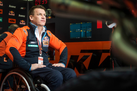 """Pit Beirer, Director deportivo de KTM: """"nuestro próximo objetivo en MotoGP es el top 5"""""""
