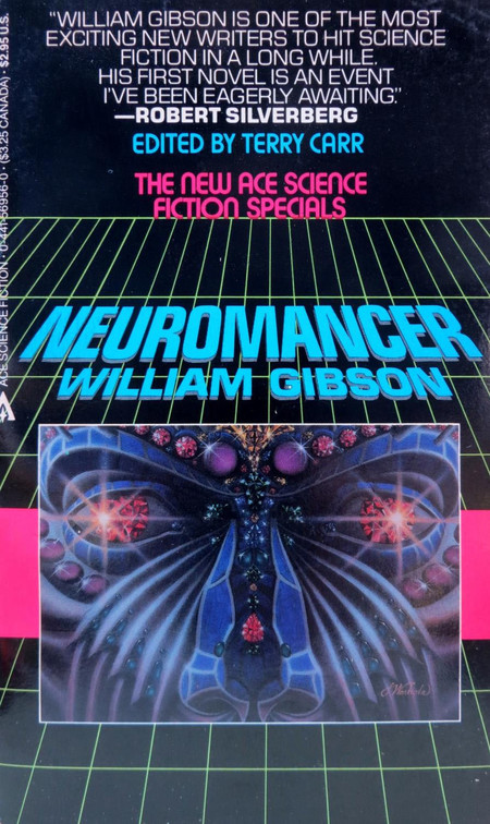 Neuromancer Full Cover