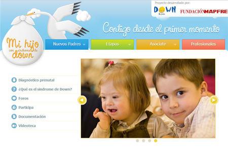 'El regalo de Sofia' nos introduce en la web mejorada Mi hijo Down