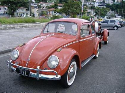 Volkswagen Beetle Vespa