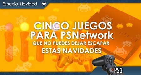 Cinco videojuegos para PSN que no puedes dejar escapar estas navidades