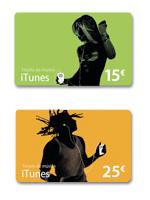 Tarjetas iTunes próximamente en El Corte Ingles