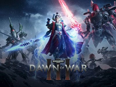 Warhammer 40.000: Dawn of War III dedica un gameplay de 45 minutos a los Eldar