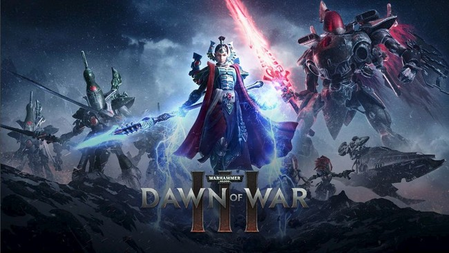 Warhammer 40000 Dawn Of War Iii Eldar