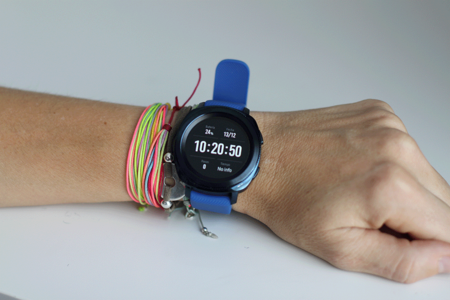 El smartwatch deportivo Samsung Gear Sport está rebajadísimo en Amazon: un completo reloj deportivo con GPS por menos de 100 euros