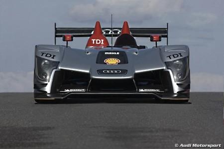 El nuevo Audi R15 TDI bajo sospecha