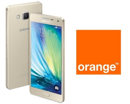 Precios Samsung Galaxy A3 con Orange y comparativa con Movistar y Vodafone
