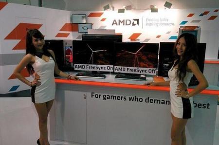 AMD promete que veremos monitores con Tecnología FreeSync para el 2015
