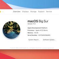 Apple cambia la nomenclatura de macOS, Big Sur es la versión 11.0 del sistema operativo para Mac