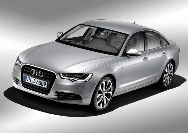Audi A6 hybrid portada