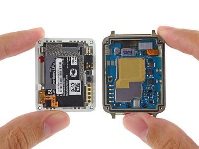 G Watch y Gear Live, dos dispositivos fácilmente reparables