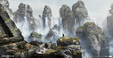 God Of War Concept Art Norse Mason Trail 01