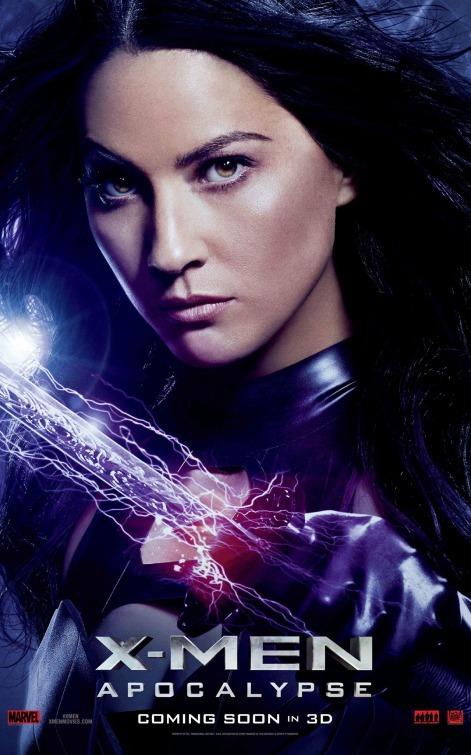 Foto de 'X-Men: Apocalipsis', todos los carteles (11/22)