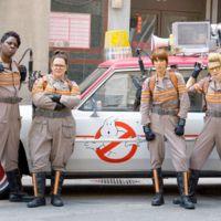 'Cazafantasmas', primera imagen oficial de las protagonistas del remake