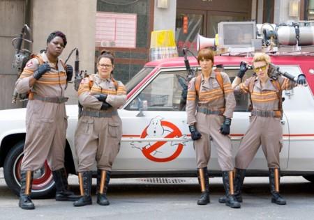'Cazafantasmas', primera imagen de las protagonistas del remake