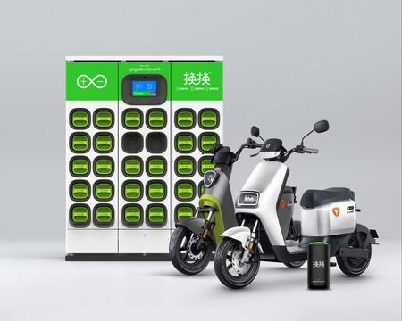Gogoro probará su sistema de baterías intercambiables para moto en China con la idea de exportarlo a otros continentes