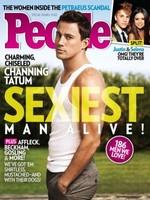 Si Channing Tatum es coronado el hombre vivo más sexy no seré yo quien diga lo contrario