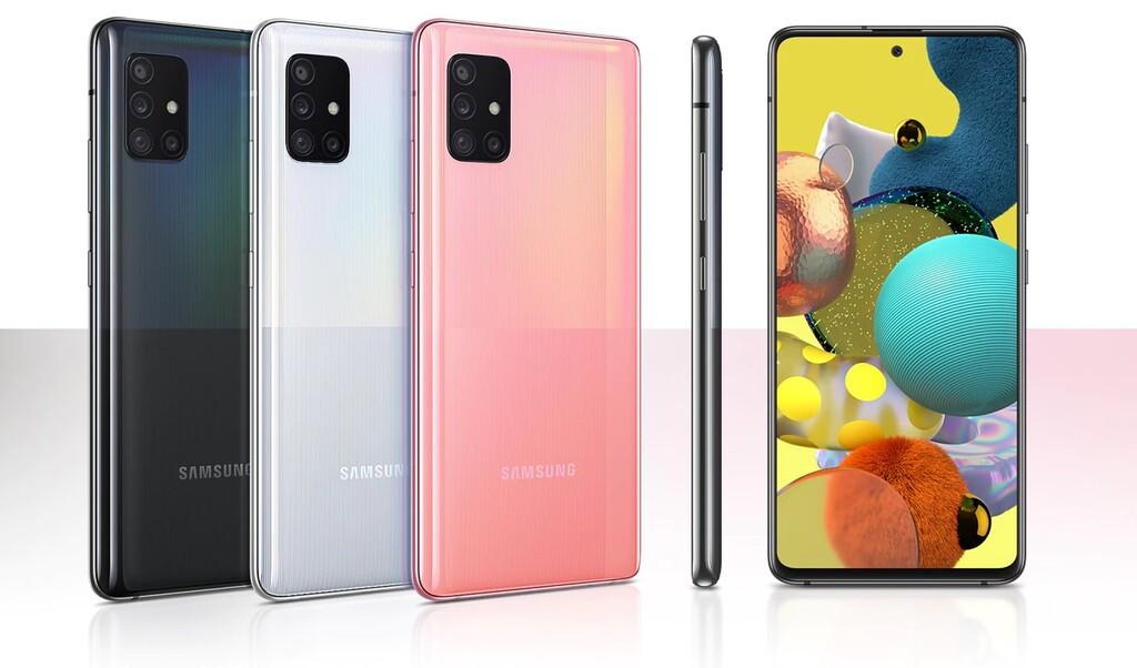 Engánchate a la velocidad 5G con este Samsung Galaxy A51 rebajadísimo en el adelanto del Black Friday de El Corte Inglés