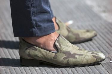 ¿Sueles llevar zapatos sin calcetines? La pregunta de la semana