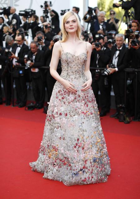 mejor vestidas cannes 2017 Elle Fanning