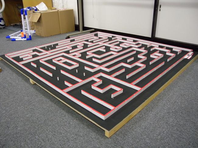 Micromouse Maze