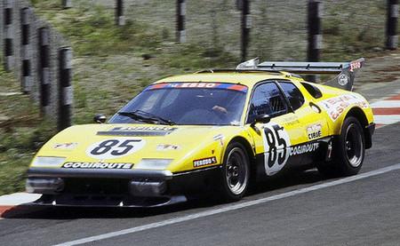 Ferrari 512BB/LM Écurie Francorchamps