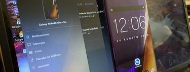 Microsoft actualiza Tu Teléfono en Windows 10: ahora es posible ejecutar las aplicaciones del móvil en el escritorio del PC