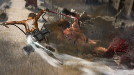 Es hora de machacar titanes en los cincos vídeos nuevos de Attack on Titan: Wings of Freedom