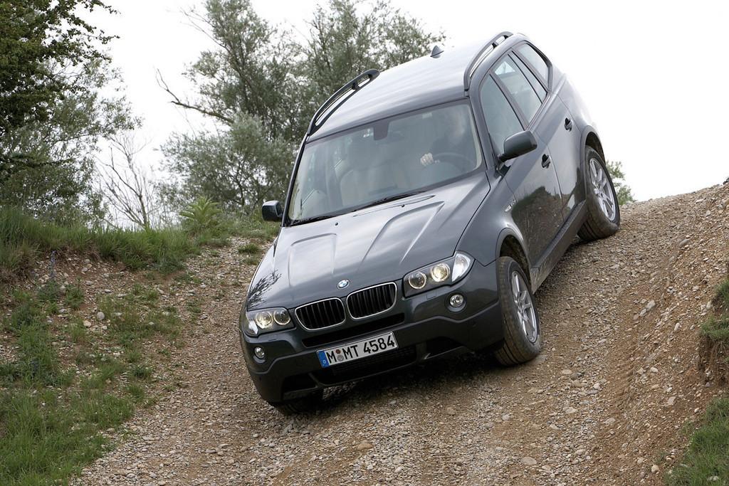 Foto de BMW X3 con EfficientDynamics (41/71)
