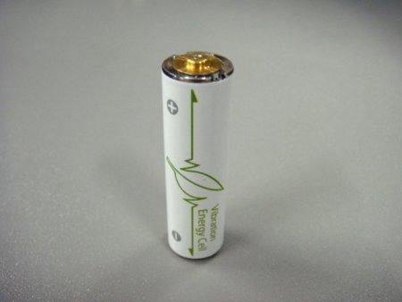 Baterías recargables Brother VGB, agitar y cargar
