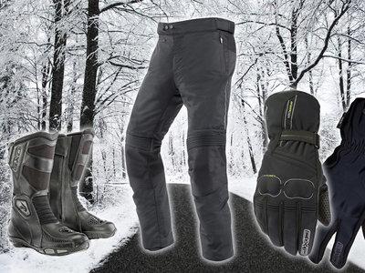 Ir calentito en invierno es posible, este conjunto de invierno AXO te ayuda a conseguirlo