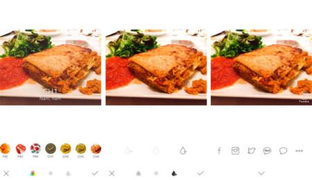 Foodies para iOS