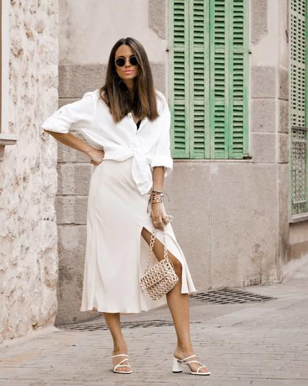 Las sandalias de tacón ancho siempre son un acierto total: cómodas y con estilo