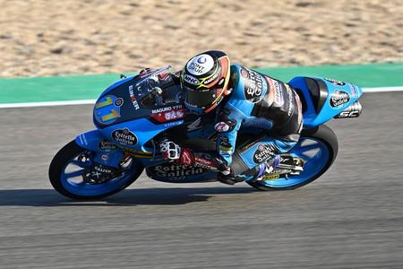 Sergio Garcia Brno Moto3 2020
